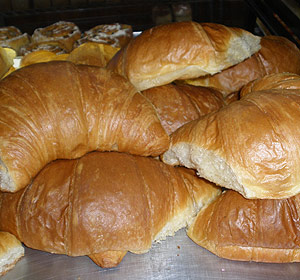 Catering - croissants